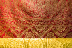 Fabric Brunei Stock Photo