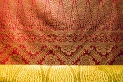 Fabric Brunei Stock Photo