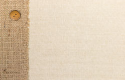 Fabric and Burlap Stock Images
