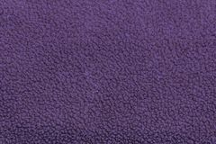 Fabric chiffon lilac colored texture or background.  Royalty Free Stock Photography