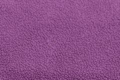 Fabric chiffon lilac colored texture or background.  Royalty Free Stock Photo