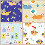 Fabric for child Royalty Free Stock Image