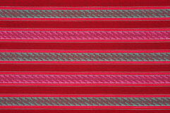 Fabric cloth  pattern and texture Royalty Free Stock Photography
