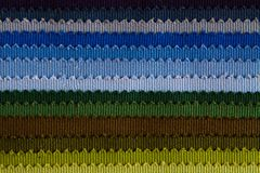 Fabric color samples Stock Photos
