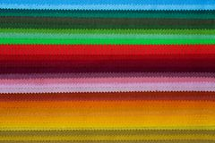 Fabric color samples Royalty Free Stock Photos