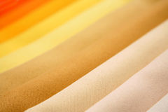 Fabric Colors Stock Photos