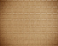 Fabric Cotton Brown Royalty Free Stock Photography