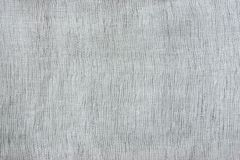 Fabric from cotton, a gauze, natural, a close up Royalty Free Stock Photography