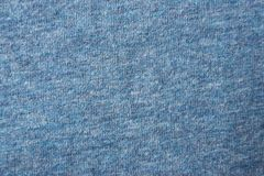 Fabric from cotton, jersey, natural, a close up Stock Images