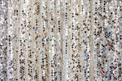 Fabric curtain Royalty Free Stock Image