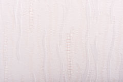 Fabric Curtain Texture. Fabric blind curtain background. Stock Photography