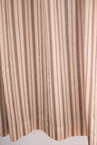 Fabric curtains in the grid Stock Photo