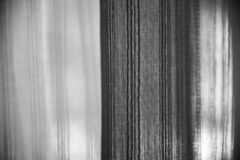 Fabric curtains texture stock images