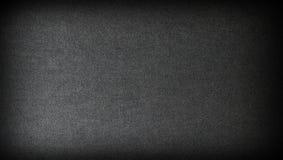 Fabric dark background Stock Photography