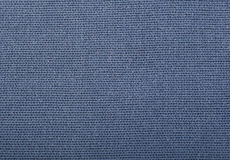 Fabric dark blue background Royalty Free Stock Photo