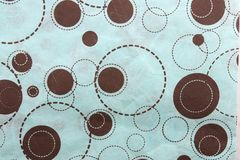 Fabric decorative abstract. Stock Photo