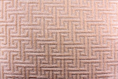 Fabric Design Background. A background of a fabric with an abstract design on it Stock Photo
