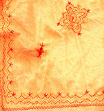 Fabric Detail Royalty Free Stock Photography