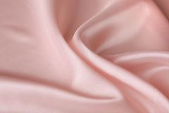 Fabric dirty-pink color Stock Images