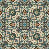 Fabric Ethnic Art Seamless Pattern Royalty Free Stock Photography