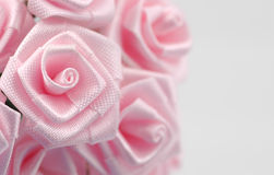 Fabric Flower Royalty Free Stock Photography