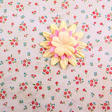 Fabric flower Royalty Free Stock Images