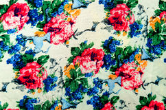 Fabric flower Royalty Free Stock Image