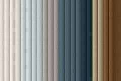 Fabric in Gradient color Stock Images