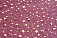Fabric grunge christmas background Royalty Free Stock Photo