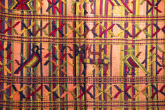 Fabric from guatemala Royalty Free Stock Photography