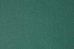 Fabric horizontal dark green texture Stock Images