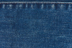 Fabric jeans textile Stock Photos