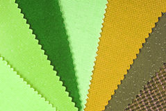 Fabric material Royalty Free Stock Photos