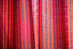 Fabric material close up Royalty Free Stock Image