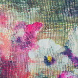 Fabric matter variegated colors Royalty Free Stock Photography