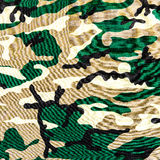 The fabric on military camouflage. On background Royalty Free Stock Images