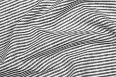 Fabric napkin texture Stock Image