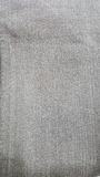 Fabric old jeans pocket black gray color,texture Stock Images
