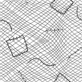Fabric Patch Texture Tile Stock Image