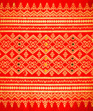 Fabric pattern Stock Photo