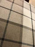 Fabric pattern. Checkered pattern fabric Royalty Free Stock Images