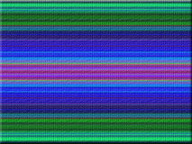 Fabric pattern. Effect colorful fabric pattern background Stock Photo