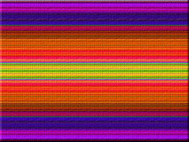 Fabric pattern. Effect colorful fabric pattern background Stock Images