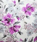 Fabric pattern is high quality and luxury royalty free stock photos