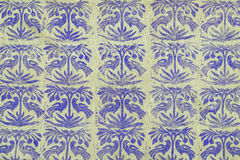 Fabric with a pattern Royalty Free Stock Photography