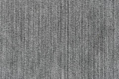 Fabric pattern texture of denim or black jeans. Stock Photos