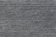 fabric pattern texture of denim or black jeans. Stock Photo
