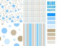 Fabric pattern. Stock Photos