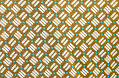 Fabric pattern Royalty Free Stock Image