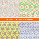 Fabric Patterns Stock Photos